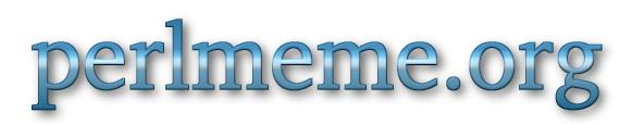 The perlmeme.org logo